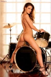 Andie Valentino beautiful model